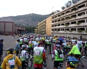 6:20 am Starting Line at Lake Tahoe
