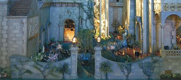 Colleen Moore Magic Garden