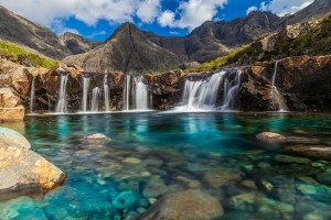 faery pools Isle of Skye