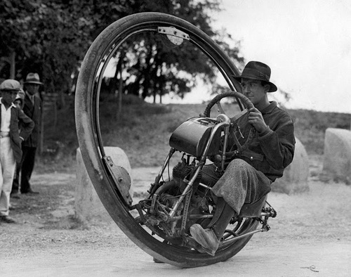 Motoruota 1 wheel motorcycle