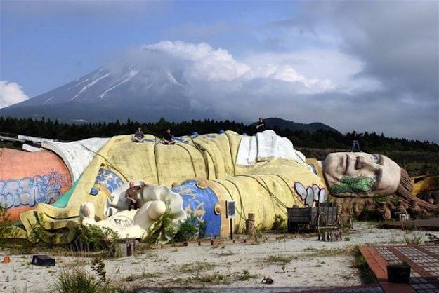 Abandoned Gulliver