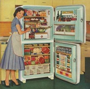 vintage ad 1950's uk stor-mor