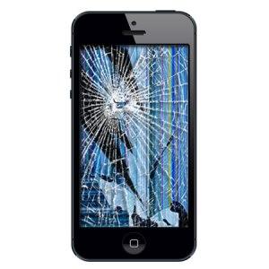iPhone-5-broken-lcd-screen